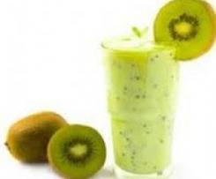 zumo de kiwi y platano
