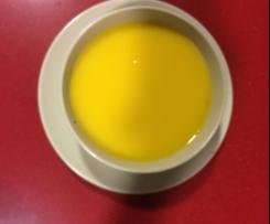 Crema de calabaza con patata