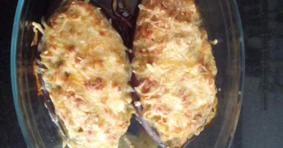 Berenjenas rellenas de bacalao por emiliaka la receta de - Berenjenas rellenas de bacalao ...
