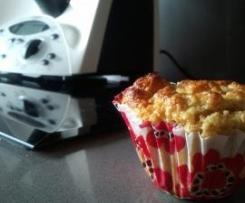 Muffins riquisimos (Dieta Dukan, apto desde crucero)