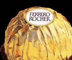Flan Ferrero Rocher sin leche evaporada