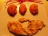 Pechuga a la plancha con pure de zanahoria y patata (sin lactosa y sin gluten)