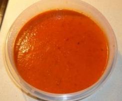 Tomate de la abuela (sin gluten y sin lactosa)