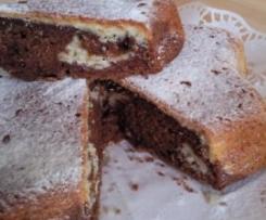BIZCOCHO CEBRA (sin gluten)