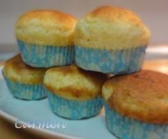 Cupcakes a la vainilla -curso repostería-