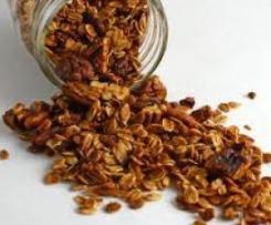 Granola (cereales tradicionales para el desayuno)