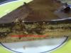Tarta de chocolate y galleta de la abuela