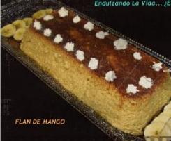 Clon de FLAN DE MANGO
