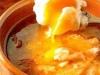 Sopa de ajo. Sopa castellana