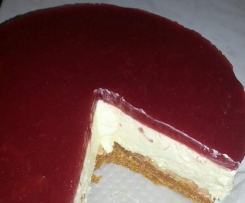 Tarta de queso Philadelphia-SIN AZUCAR-