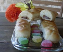 PALITOS LECHE (rellenos de chocolate)