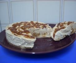 Clon de tarta mousse de turron