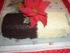 LINGOTE DE CHOCOLATE BICOLOR