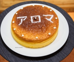 Soft Cotton Cake - Tarta de queso Japonesa