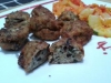 Albóndigas de tofu y alga hiziki (vegano)