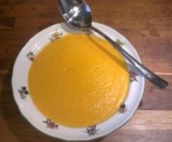 Crema de Zanahoria y puerros
