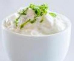 Salsa de yogur a mi manera