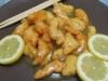 pollo  al limon estilo chino