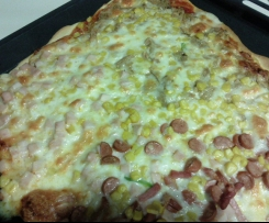 pizza tres estaciones