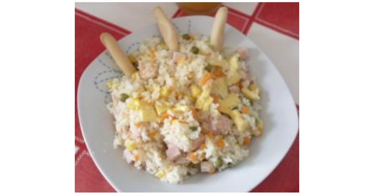 Arroz Tres Delicias Super Rapido Por Titiglo La Receta De Thermomix Sup Sup Se Encuentra En La Categoría Arroces Y Pastas En Www Recetario Es De Thermomix Sup Sup