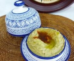 MUTABAL BETINJAN (Crema de Berenjena)