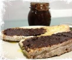 Mermelada de Higos Con Sabor a Chocolate