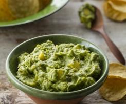 Guacamole (receta Mexicana)
