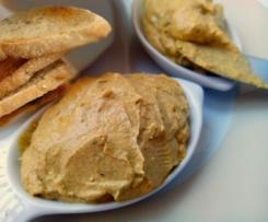Paté marinero de atún, melva y mejillones