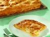 Empanada de maiz con zamburiñas