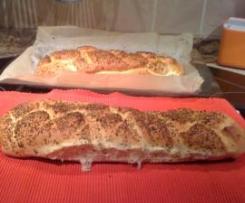 Pan calentito Pilili