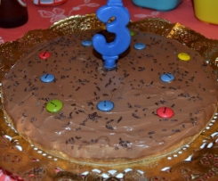 Clon de Tarta mousse de chocolate