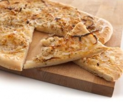 Pizza genovesa de cebolla (Fugazza)