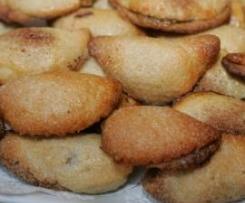 PASTISSETS DE NADAL  (pastelitos de Navidad)