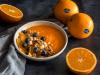 Smoothie bowl de zanahoria, naranjas Fontestad ® y mango