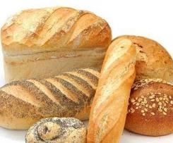 Pan rápido de pipas en bolsa de asar