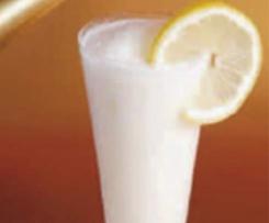 Sorbete de limón clásico