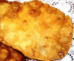 Tortas en sartén (receta de Fina Martínez Tovar)