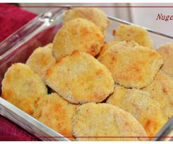 Nuggets de pollo.