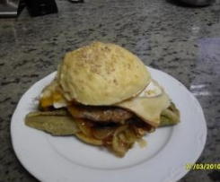 HAMBURGUESAS DE DOMINGO