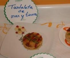 TARTALETA MAR Y TIERRA(lara casado ,benavente)