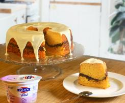 Carrot Cake de de yogur FAGE®
