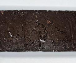 Turron crujiente de chocolate sin lactosa