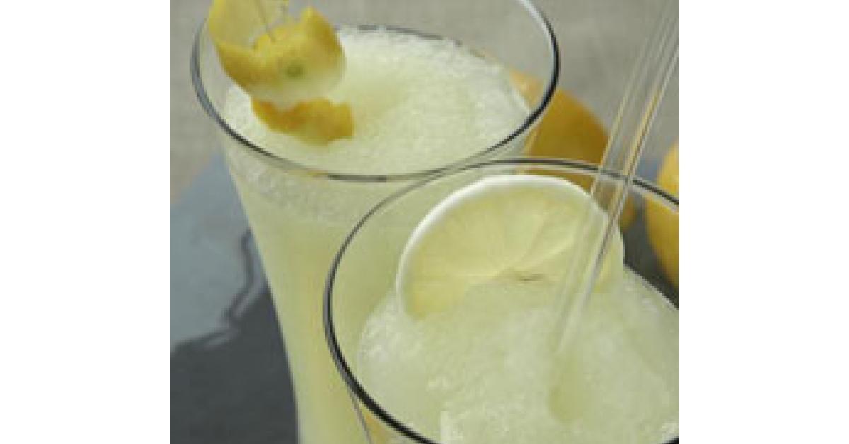 Thermomix edulcorante limon granizado