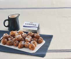 Buñuelos de viento rellenos de dulce de leche Lurpark ®