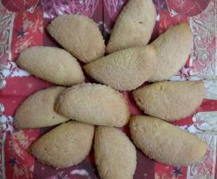Pastissets de moniato (pastelitos de boniato)