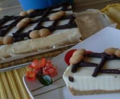 CHEESE-CAKE AMARETTO