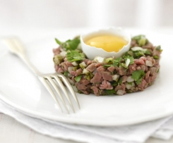 Maria's Steak Tartare