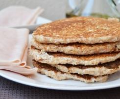 Tortitas de avena