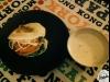 Pita de Salmón con Salsa Blanca
