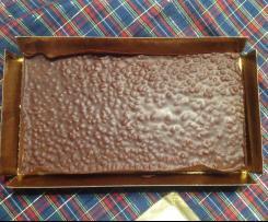TURRON DE CHOCOLATE CRUJIENTE SIN GLUTEN